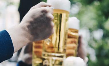 Consumo de cerveja